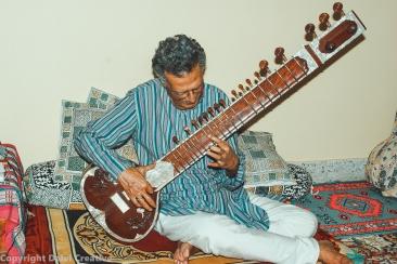 Ustaad Abdul Halim Jaffer Khan